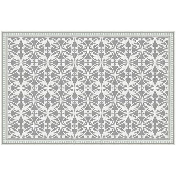utz Outdoorteppich In-/ Outdoor Mehrfarbig , Kunststoff , Mosaik , 118x180x0.2 cm