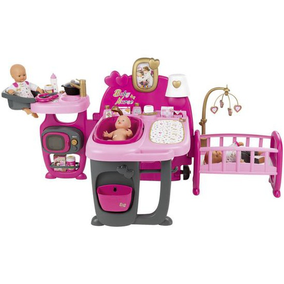 utz Puppen-Spielcenter , Mehrfarbig , Kunststoff , 71x71x149.1 cm