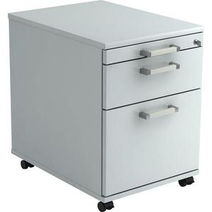 : Rollcontainer, Grau, B/H/T 42,8 59 58