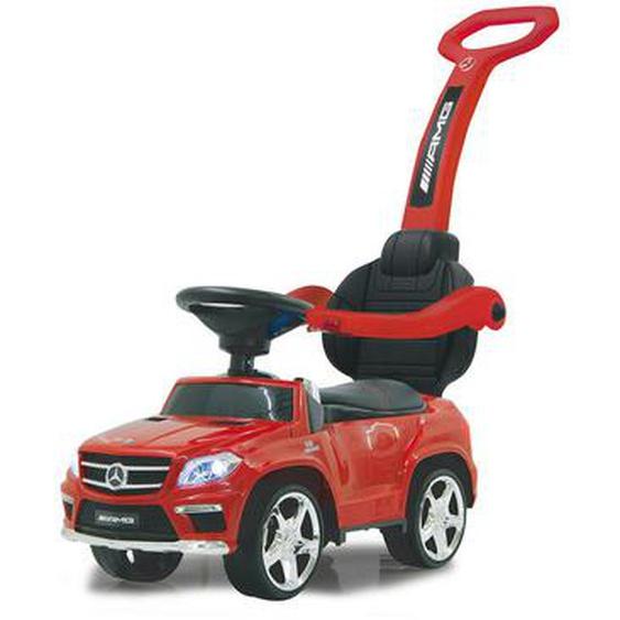 utz Rutschfahrzeug Jamara Mercedes AMG , Rot, Silber , Kunststoff , 36x85x89 cm