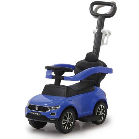 utz Rutschfahrzeug Jamara VW T-Roc , Mehrfarbig, Chrom , Kunststoff , 40x87 cm