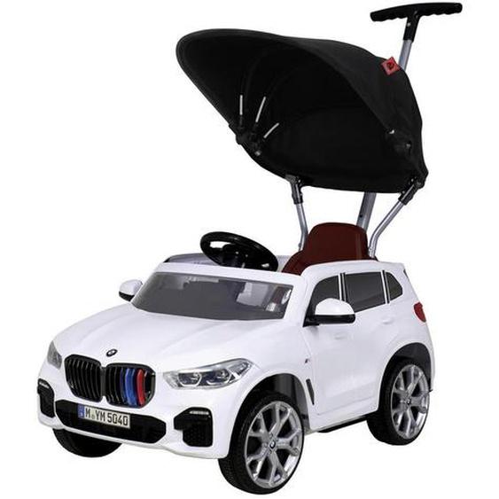 utz Schiebe-/rutschfahrzeug BMW X5 Rollplay Push Car , Weiß , Kunststoff , 46.5x101.2x110.3 cm