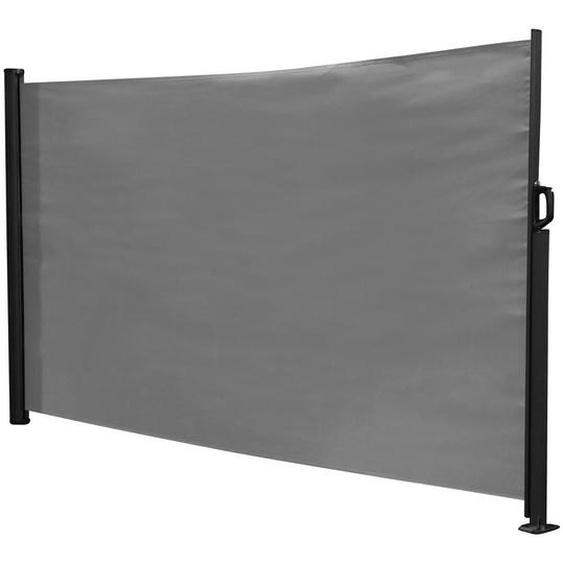 utz Sichtschutz, 300X160Cm , Weiß , Metall, Kunststoff , 300x160 cm