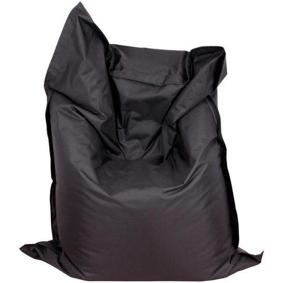 utz Sitzsack Grau , Textil , 380 L , 180x140x14 cm