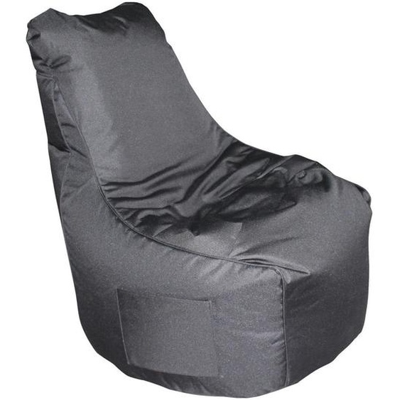 utz Sitzsack Schwarz , Textil , 330 L , 65x95x75 cm