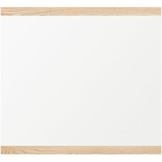 utz Spiegel Altholz, Eiche Braun , Holz, Glas , furniert , 96x88x3.5 cm