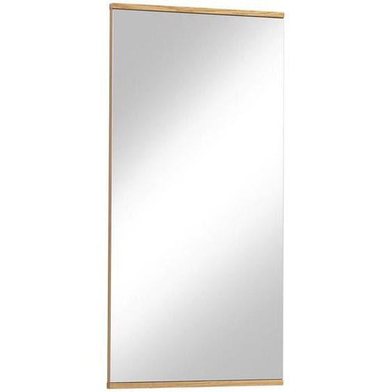 utz Spiegel , Glas , massiv , 41x82 cm
