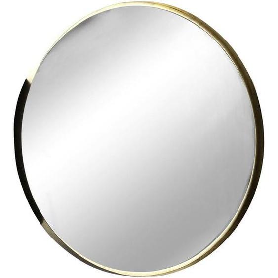 utz Spiegel Gold , Metall, Glas