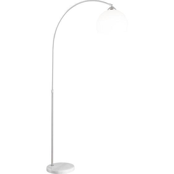 utz Stehleuchte , Weiß , Kunststoff , 30x196 cm