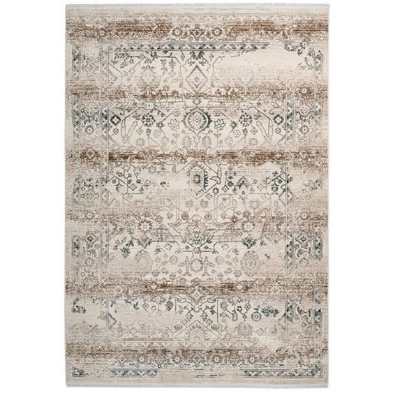 utz Vintage-Teppich 200/290 cm Beige , Textil , Vintage , 200 cm