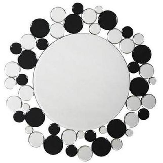 utz Wandspiegel Mehrfarbig , Metall, Glas