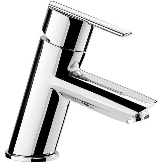 Waschtischarmatur , Chrom , Metall , 4.5x17x14.5 cm , flexible Anschlussschläuche , Badezimmer, Waschbecken & Armaturen, Badarmaturen
