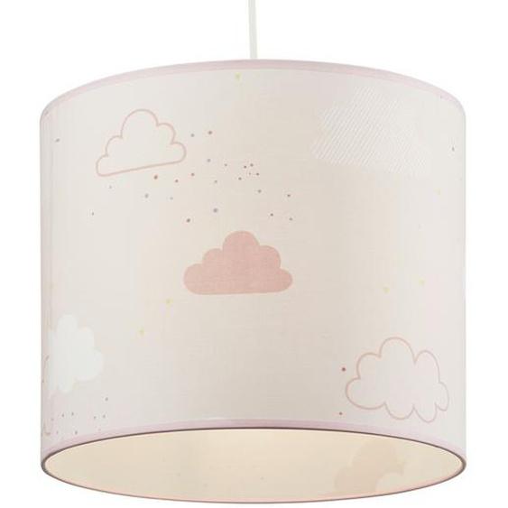 Uups Hängeleuchte  süße Wolke ¦ rosa/pinkØ: 30