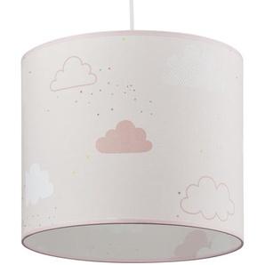 Uups Hängeleuchte  süße Wolke ¦ rosa/pink ¦ Maße (cm): H: 25 Ø: 30
