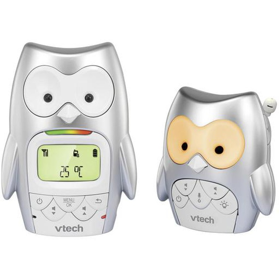 V Tech Babyphone , Weiß , Kunststoff , 17.8x6.5x23 cm