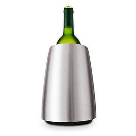 Vacu Vin Flaschenkühler   silber