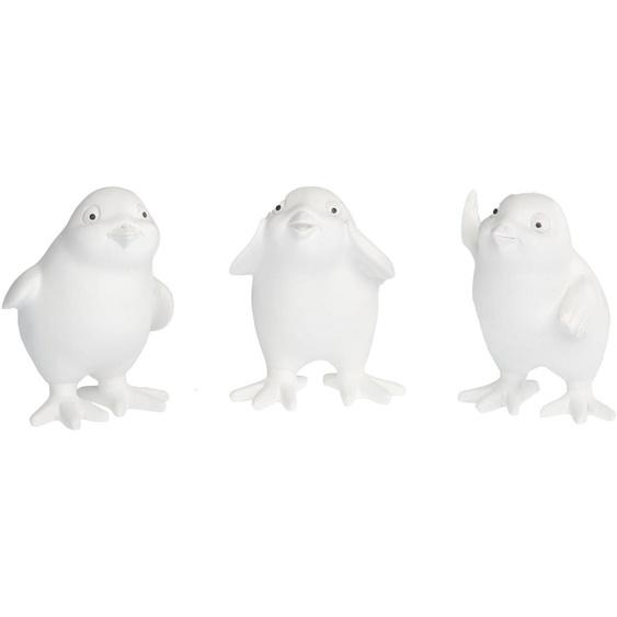 VALENTINO Wohnideen Tierfigur »Küken Trio« (Set, 3 Stück)