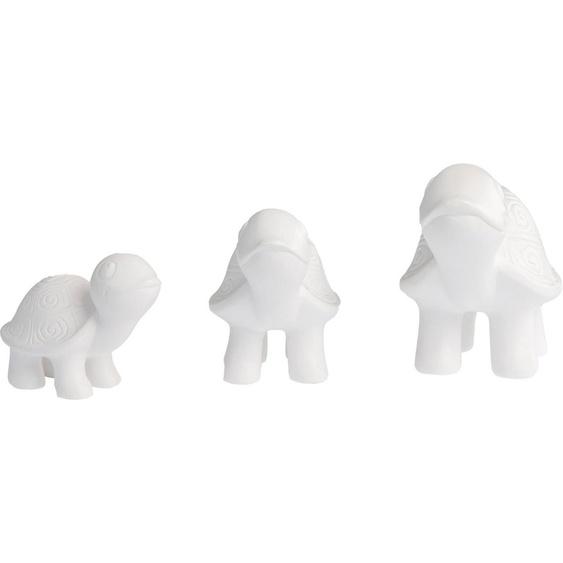 VALENTINO Wohnideen Tierfigur »Schildkröte Yoshi« (Set, 3 Stück)