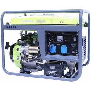 Varan Motors - 92511 Benzin Stromerzeuger 6.0KW 2 x 230V 1 x 12VDC