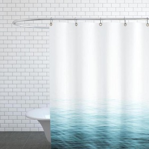 Vast Blue Ocean - Duschvorhang
