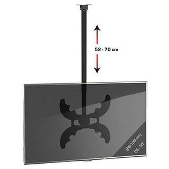 VCM my media TV-Deckenhalterung B-DX 400 Mini schwarz