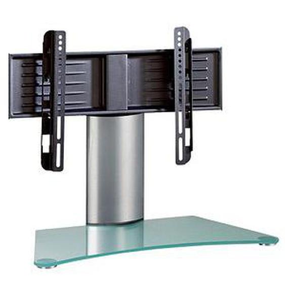 VCM my media TV-Ständer Windoxa Mini silber, mattglas
