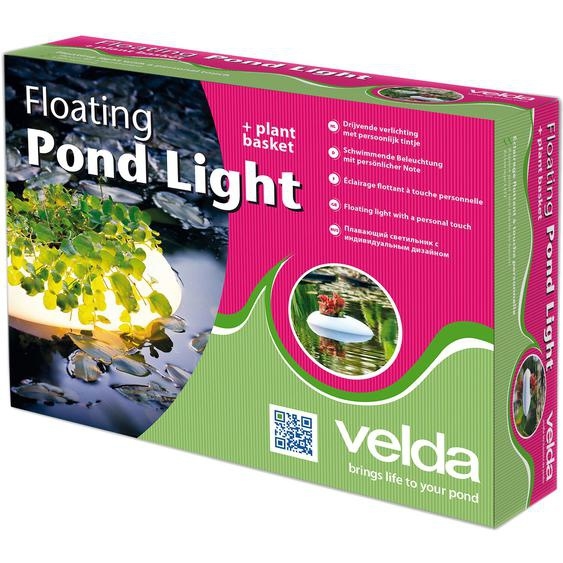 Velda schwimmende Teichbeleuchtung Floating Pond Light