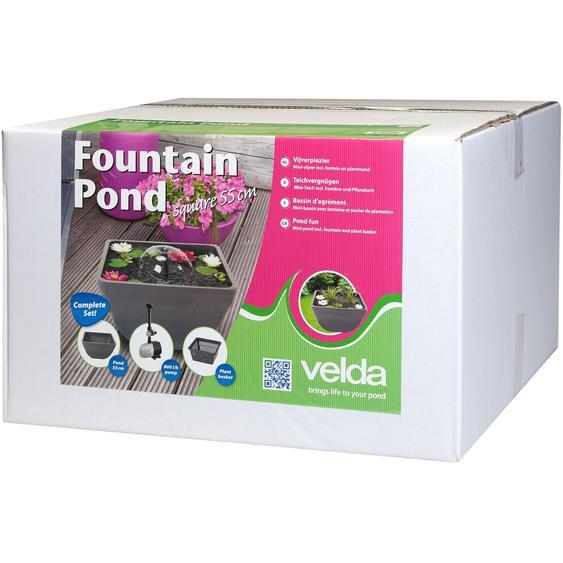 Velda Terrassenteich Fountain Pond 56 cm x 56 cm