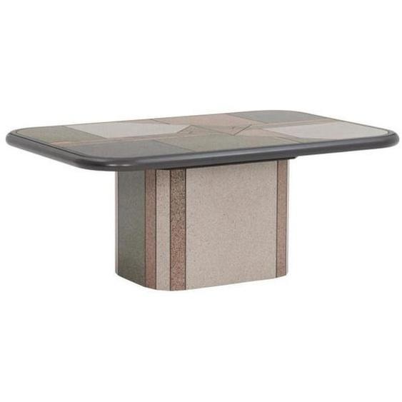 Venjakob Couchtisch rechteckig braun , Kunststoff , 80x48x120 cm