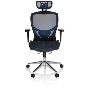 VENUS ONE - High End Bürostuhl Blau