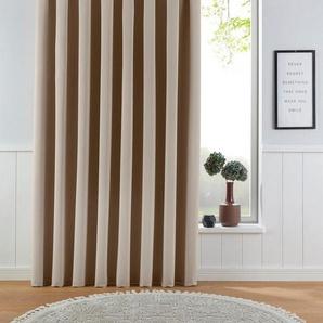Verdunkelungsvorhang »Solana«, my home, Kräuselband (1 Stück), Breite 280 cm