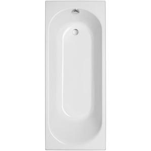 Vereg Badewanne Basic 170 x 75 cm weiß