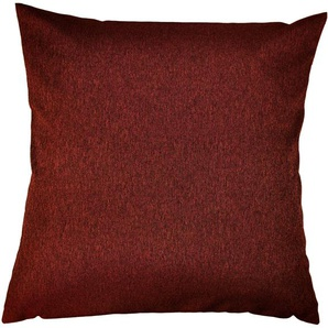 Vhg Kissenhülle »Una«, 2x 40x40 cm, rot