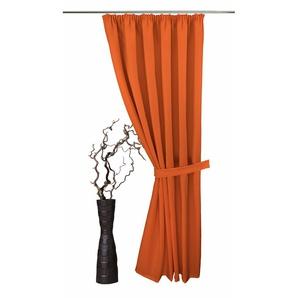 Vhg Raffhalter  »Gerti«, B/H 150/5 cm, leichte Montage, orange