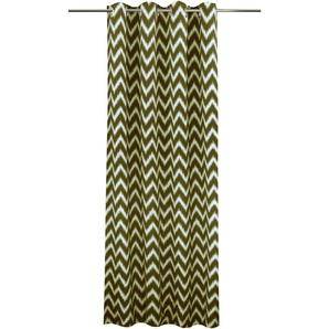 Vhg Vorhang »Janice«, H/B 285/135 cm, grün