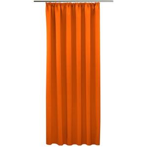 Vhg Vorhang »Leon«, H/B 180/145 cm, gold