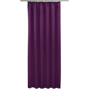 Vhg Vorhang »Leon«, H/B 230/145 cm, lila