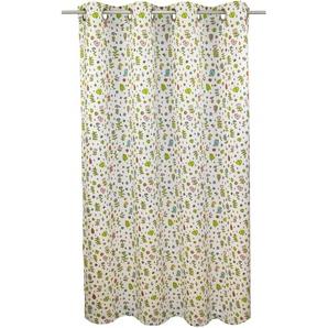 Vhg Vorhang »Miniwelt«, H/B 245/145 cm, bunt