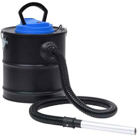 Vidaxl Aschesauger Mit Hepa-filter 1200w 20l Edelstahl Sauger