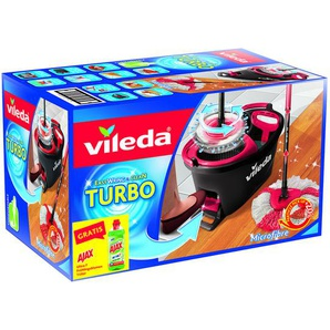 Vileda Reinigungsset Turbo Easy Wring & Clean Box