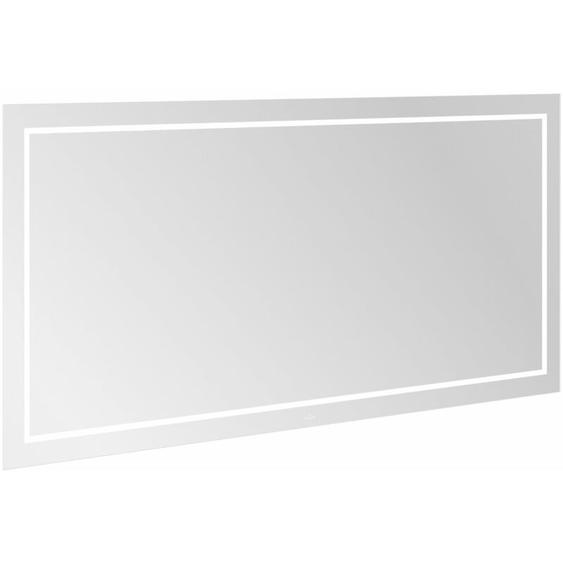 Villeroy & Boch Finion Spiegel F60016, 1600 x 750 x 45 mm, mit LED- Beleuchtung - F6001600