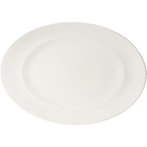 Villeroy & Boch Platte ,Weiß ,Porzellan