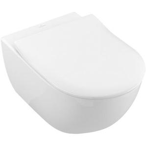 Villeroy & Boch Wand WC-Set Subway weiß