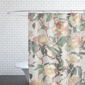 Vintage Roses-Duschvorhang