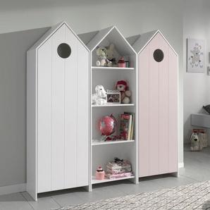 Vipack Jugendzimmer-Set Casami, (Set, 3 St.) Einheitsgröße rosa Kinder Kindermöbel Nachhaltige Möbel