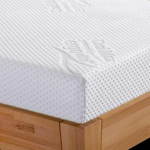 Matratze ergowell - 140x200 cm - Härtegrad H2 - mittelfest