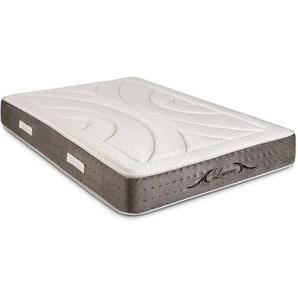 Viscomemory–Schaummatratze ergonomisch maximaler Komfort 180x200| Relax Memory Effekt| Sanitized und Oeko-Tex zertifiziert. - BEZEN
