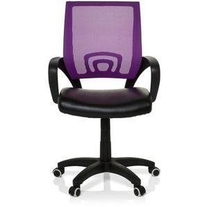 VISTO NET - Home Office Bürostuhl Violett