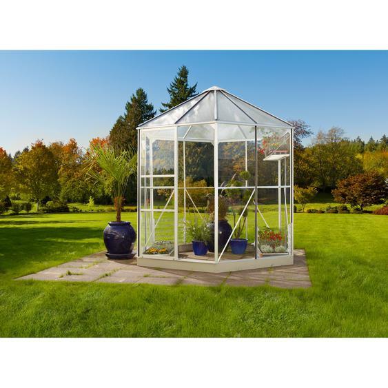 Vitavia Garten-Pavillon Hera 4500 weiß 221 x 257 x 253 cm