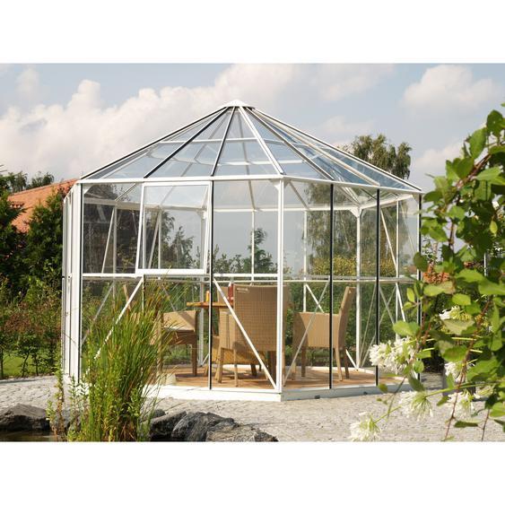 Vitavia Garten-Pavillon Hera 9000 weiß 336 x 278 x 383 cm